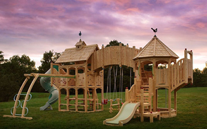 Staining Playset