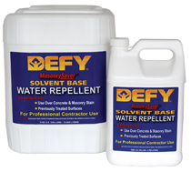 Masonry Saver (Defy) Solvent Based Water Repellent