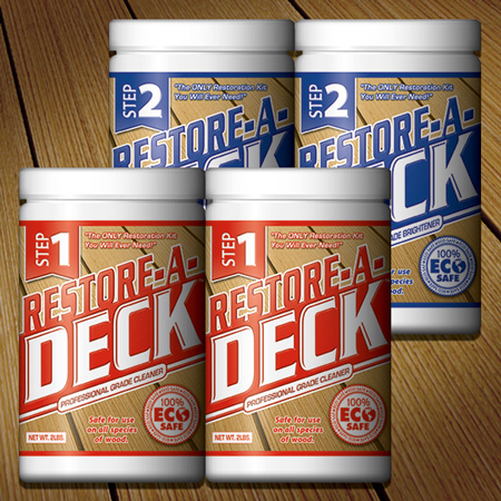Restore-A-Deck Package 600