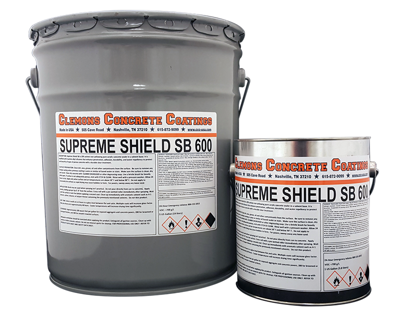Supreme Shield Sb 600 1 Gallon The Sealer Store