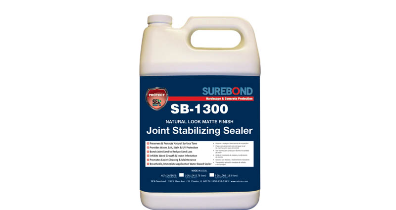 Sb joint stabilizing sealer gallon the store