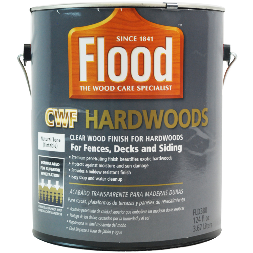 Flood CWF-Hardwood Stain 1Gallon   The Sealer Store