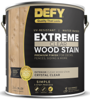 Defy Extreme Clear 1 Gallon