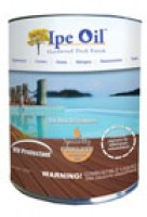 IPE Oil Hardwood Finish 1 Gallon