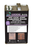 SB-8700  Wet Look/Gloss Sealer 5 Gallon